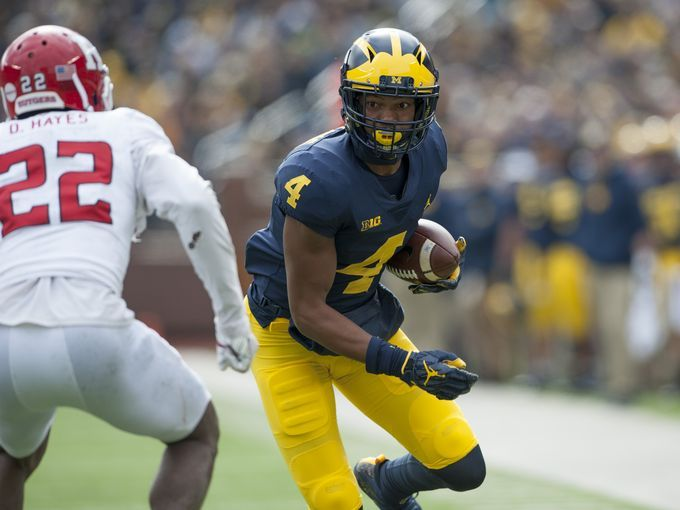 Michigan Football Recruits 2017