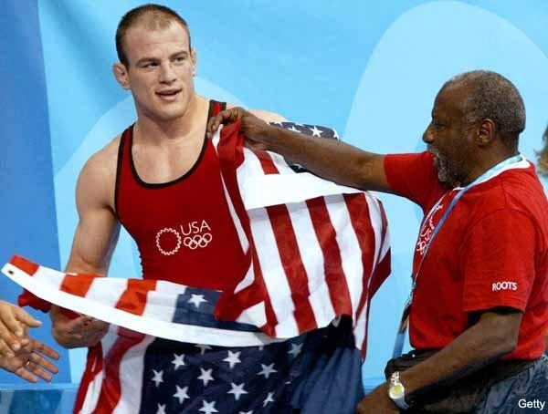 United States Olympic Wrestling History
